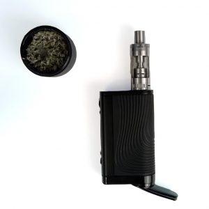 CF Hybrid e-juice cannabis vaporizer