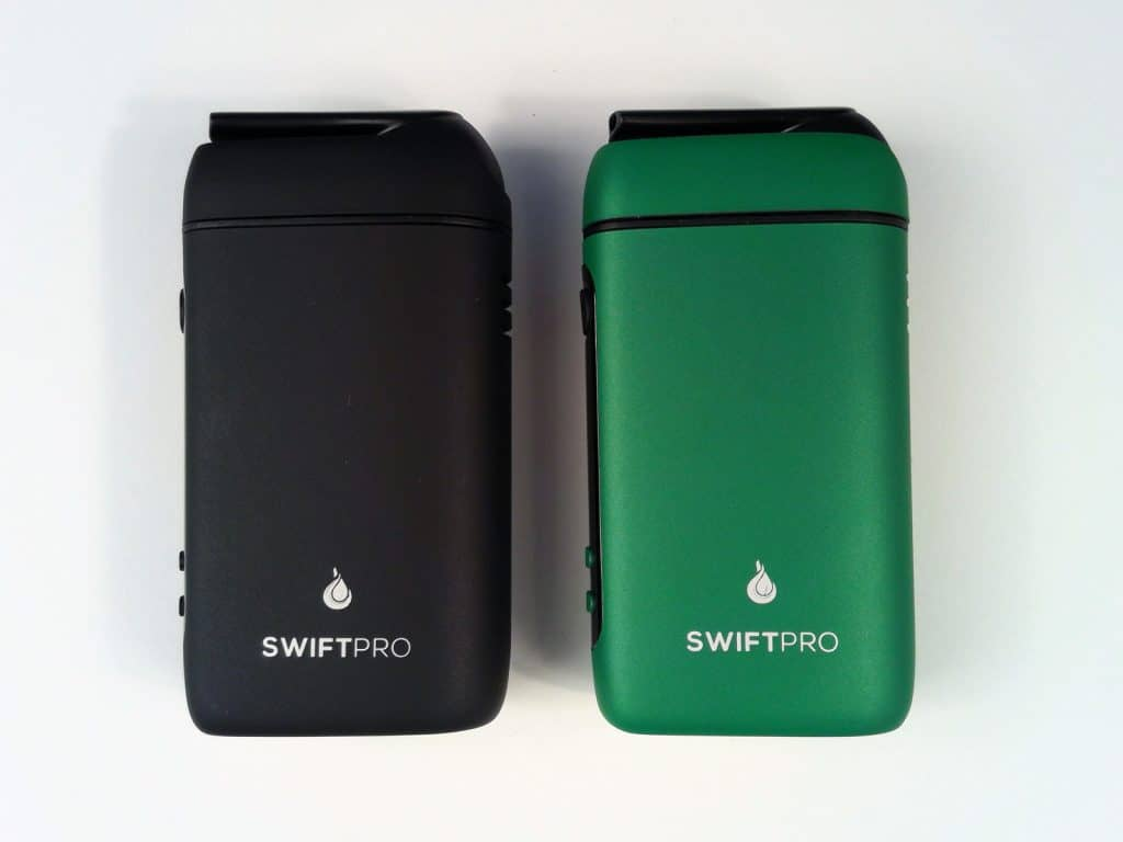 Black and Green SWIFT Pro