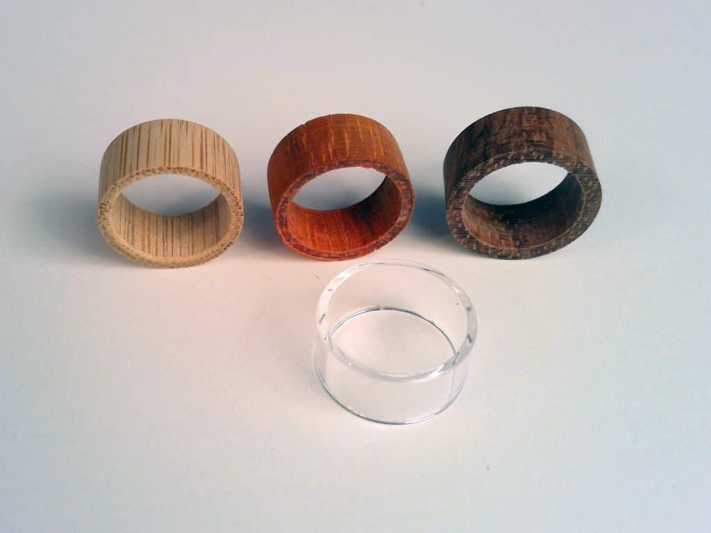 Flowermate SWIFT Pro rings