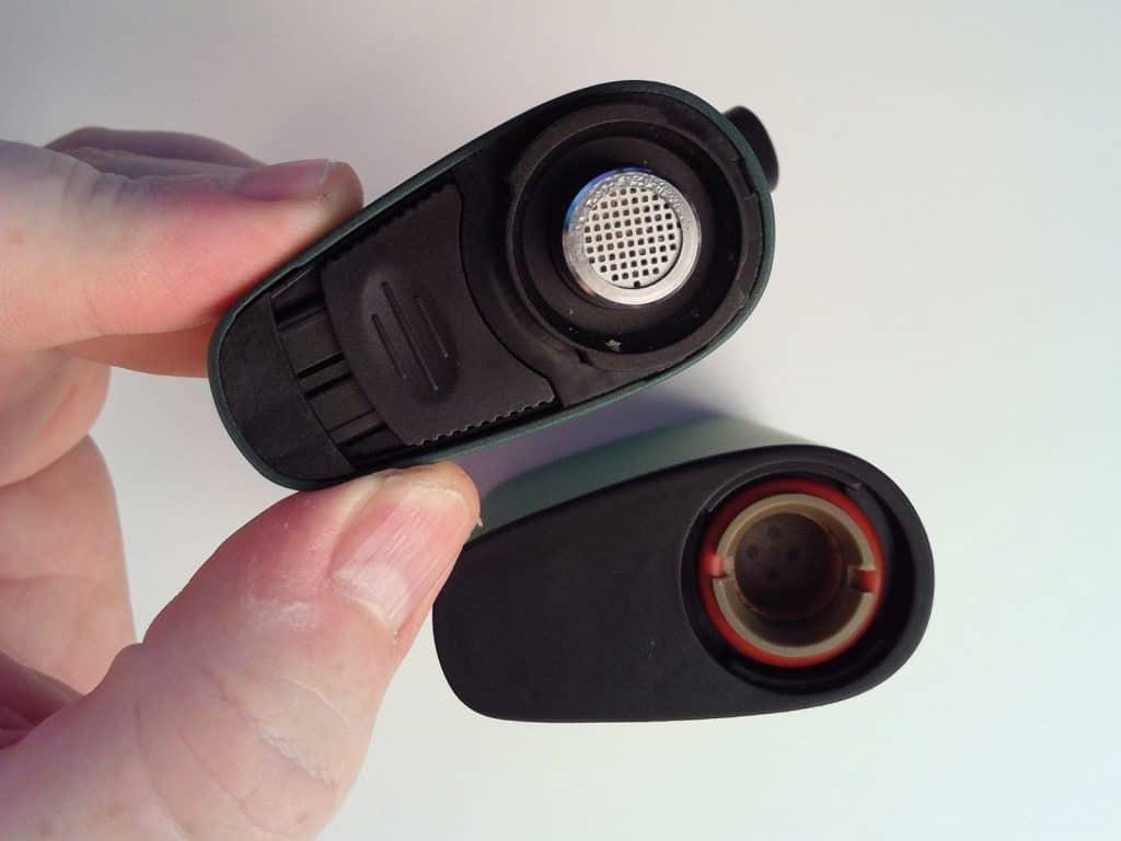 Flowermate SWIFT Pro mouthpiece screen