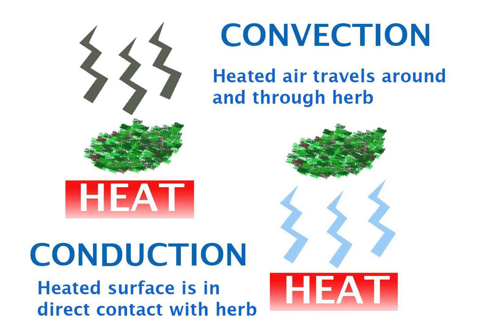 conduction vs convection vaporizer guide