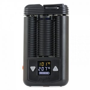 Mighty Weed Vaporizer - by Storz & Bickel - The #1 rated dry herb vape