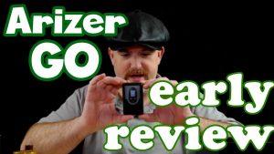 Arizer GO Review