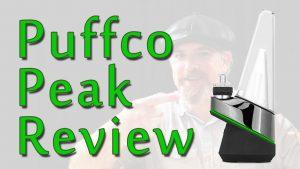Puffco Peak Review - Portable 'Smart' Dab Rig