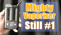 Mighty Vape Review - STILL THE BEST