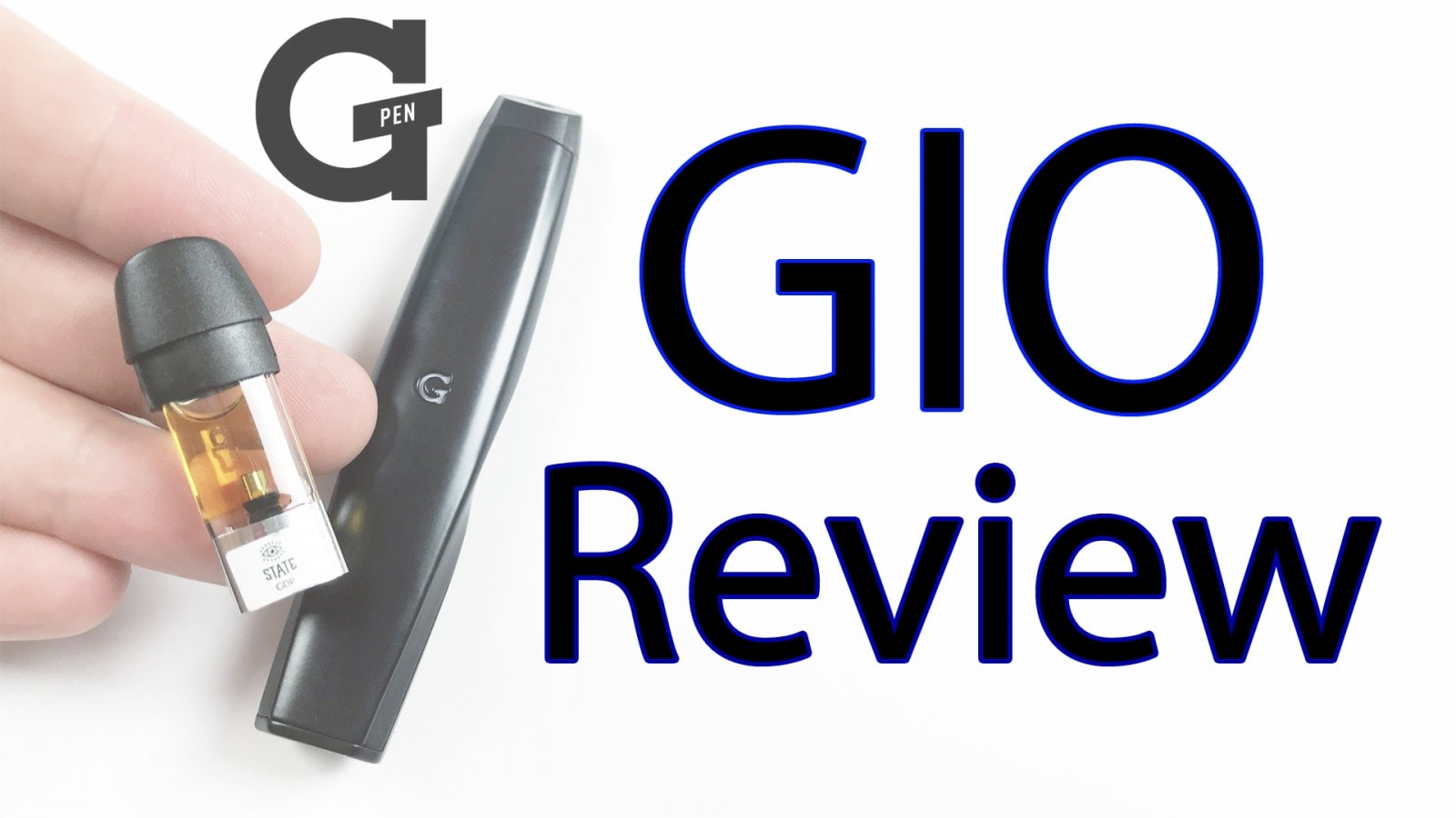 G-Pen GIO Review // State Wellness THC Oil