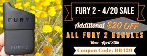 Fury 2 - $109 ($30 off!!)
